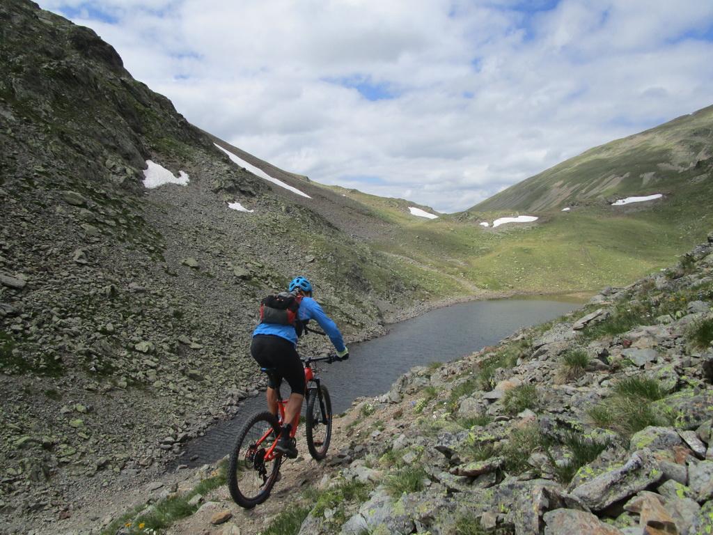trail_ku_Lago_Valécia_